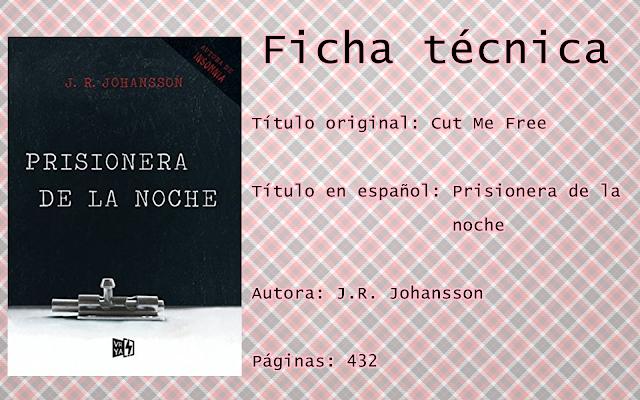 """Reseña: """"Prisionera de la noche"""""""