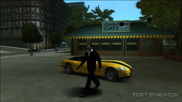 Download GTA Liberty City Stories PC Games