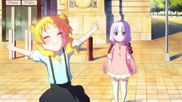 Kobayashi-san Chi no Maid Dragon Season 2 Episode 10