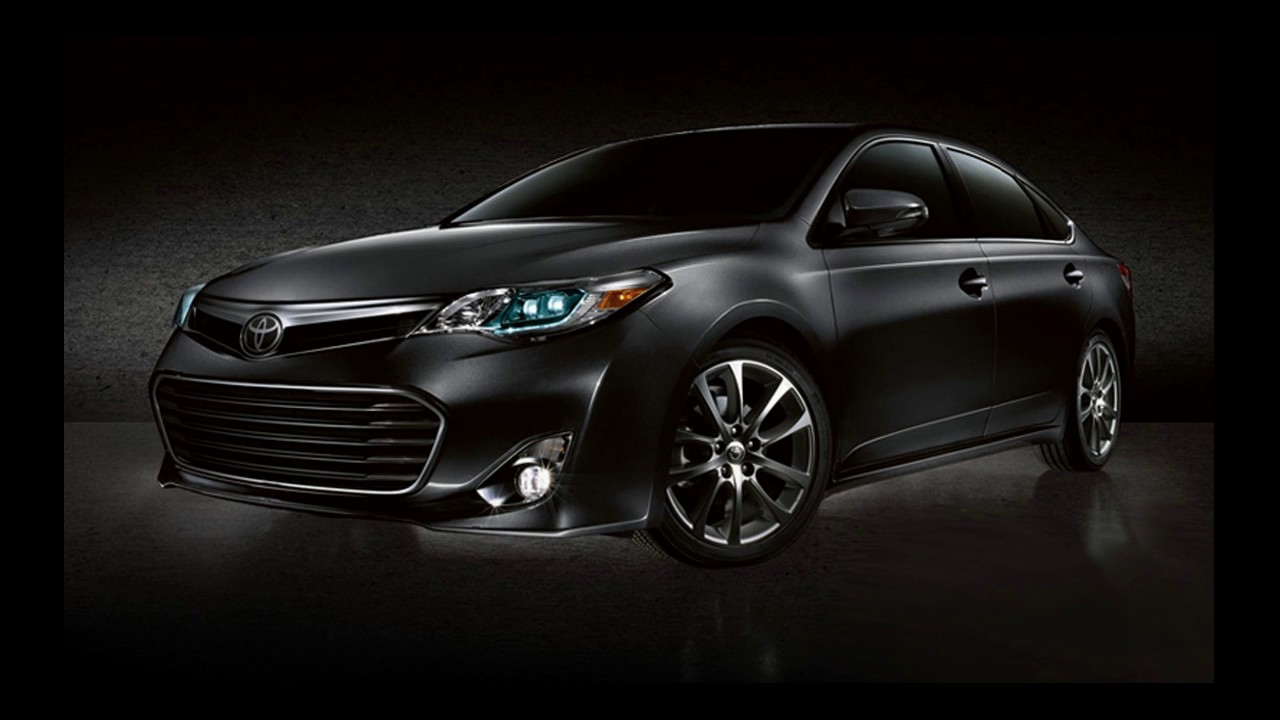 Toyota avalon 2018 reviews specs price