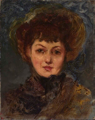 Portrait of Mrs. John Gellatly (1890-97), Elizabeth Eleanor Greatorex