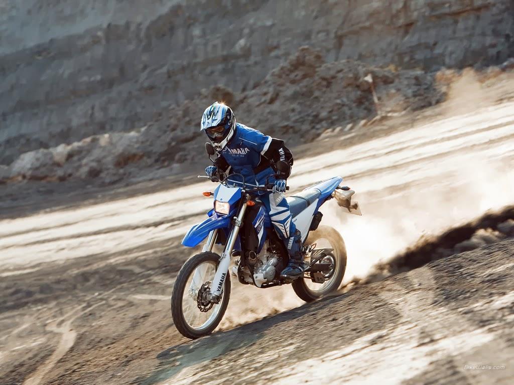 Bike & Cars HD Wallpapers: Yamaha WR250R Off Road