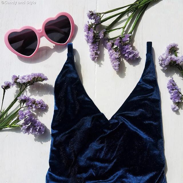 Velvet Swimsuit