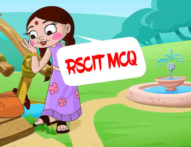 rscit important question 2021 in hindi, rscit exam paper 2021, rscit paper 2021  rscit question 2021, rscit online test 2021, rscit most paper 2021
