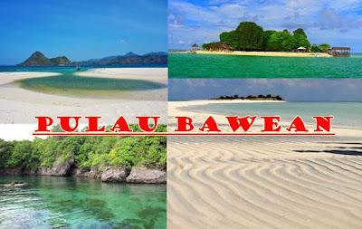 Wisata pulau bawean Jatim