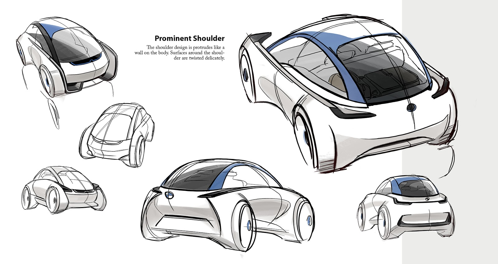 This Modern Day Bmw Isetta Is For The City Of The Future