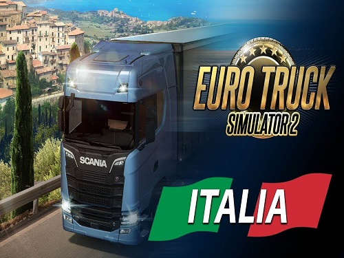 Euro Truck Simulator 2 Italia Game Free Download