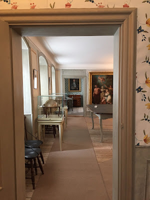 The Linnaeus Museum - second floor.