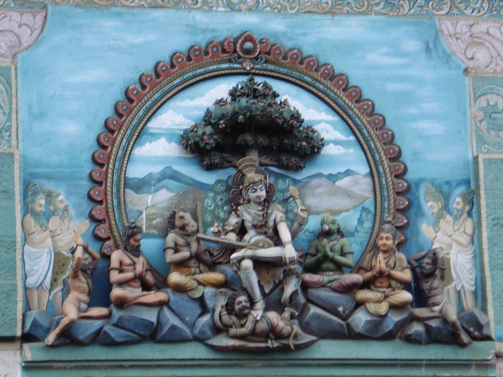 Dakshina Murthy - South Diety: Siddhar