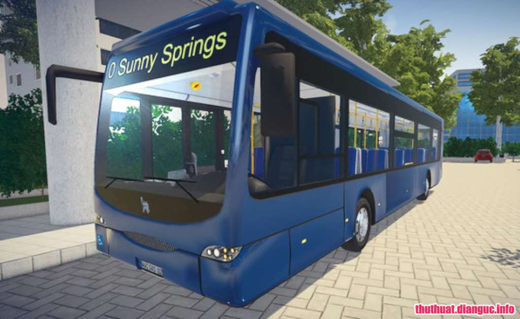 Download game Bus Simulator 16 Full Cr@ck Fshare