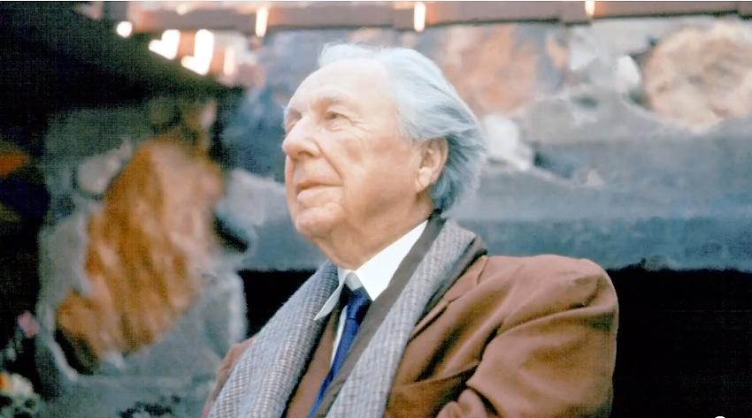Image result for Frank Lloyd Wright  portarit  blogspot.com