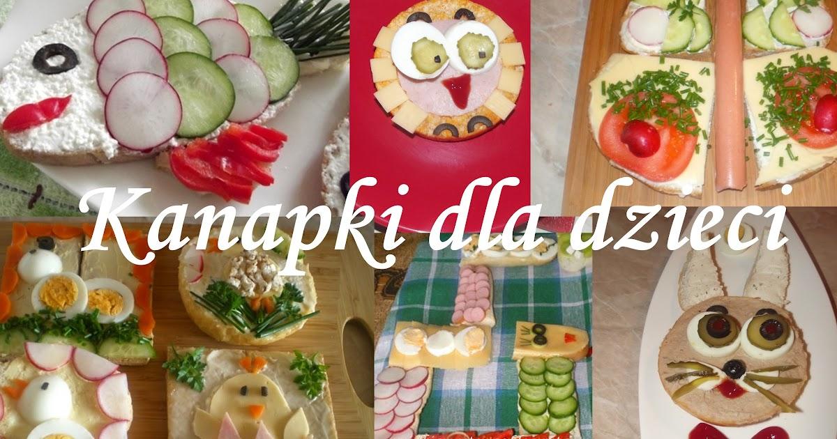 Uwielbiam Gotować Kanapki Dla Dzieci Zbiór Inspiracji