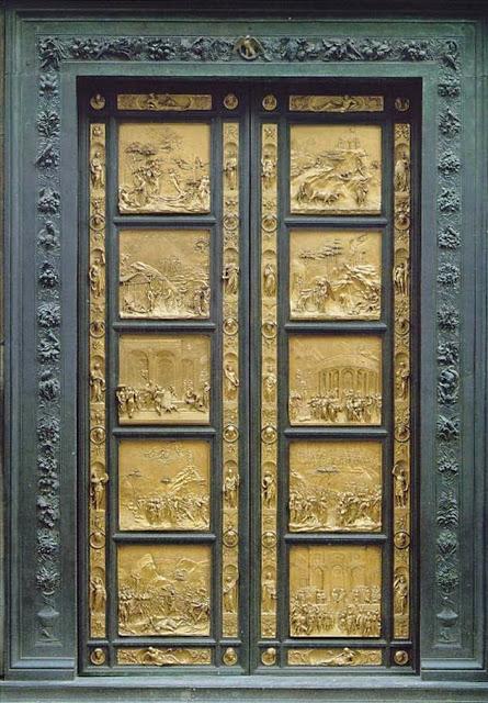 Historia Del Arte Temas Imagenes Y Comentario Ghiberti