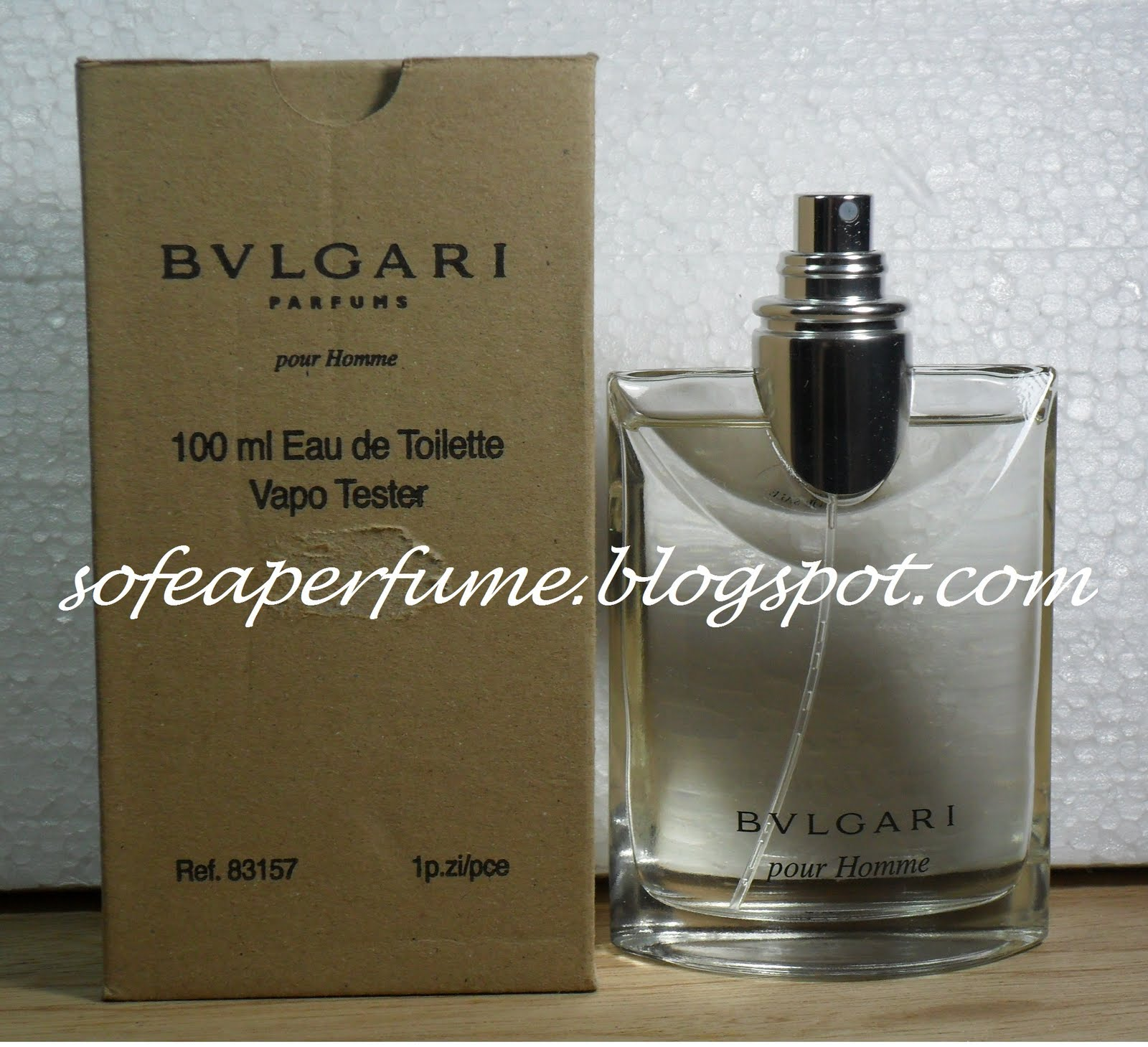 fa2555328df5 Sofea Perfume  Bvlgari Pour Homme by Bvlgari