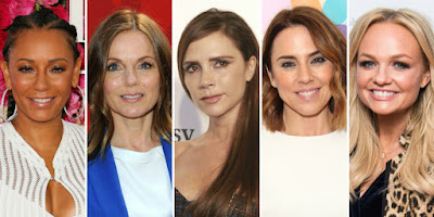 Profil dan Biodata Terbaru Anggota Spice Girls