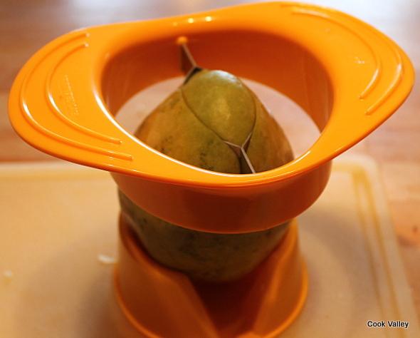 hvordan skærer man en mango
