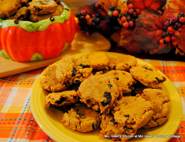 Nutty Pumpkin Bites at Miz Helen's Country Cottage
