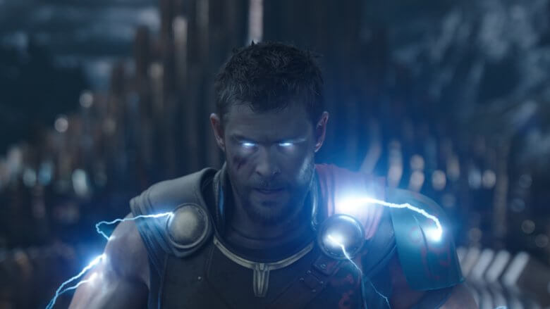 For the God of Thunder, Thor gets shocked an awful lot