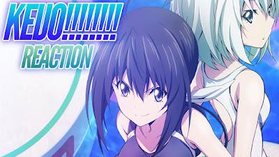 Sinopsis Keijo!!!!, Anime Sports Unik dan Seru