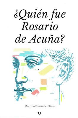 Portada del libro ¿Quién fue Rosario de Acuña?