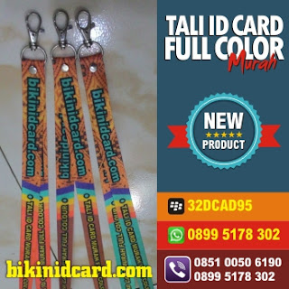 cetak lanyard full color murah