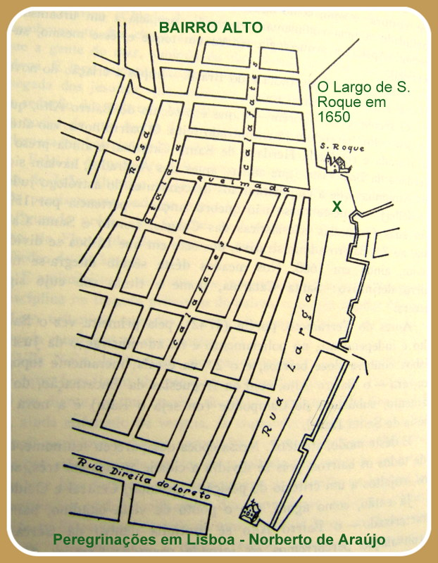 largo trindade coelho lisboa mapa RUAS DE LISBOA ALGUMA HISTÓRIA: LARGO TRINDADE COELHO [ I ] largo trindade coelho lisboa mapa