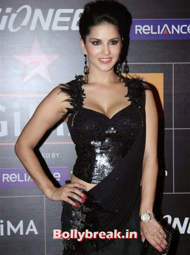 Sunny Leone, Global Indian Music Awards 2014 Pics