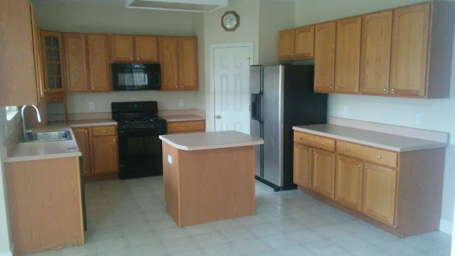 Kitchen Cabinet Refinishing12