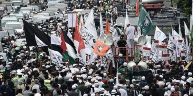 Kedubes Palestina Sesalkan Penggunaan Benderanya dalam Unjuk Rasa di Jakarta