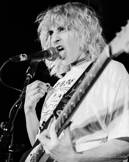 Pony at The Legendary Horseshoe Tavern on November 28, 2018 Photo by John Ordean at One In Ten Words oneintenwords.com toronto indie alternative live music blog concert photography pictures photos nikon d750 camera yyz photographer