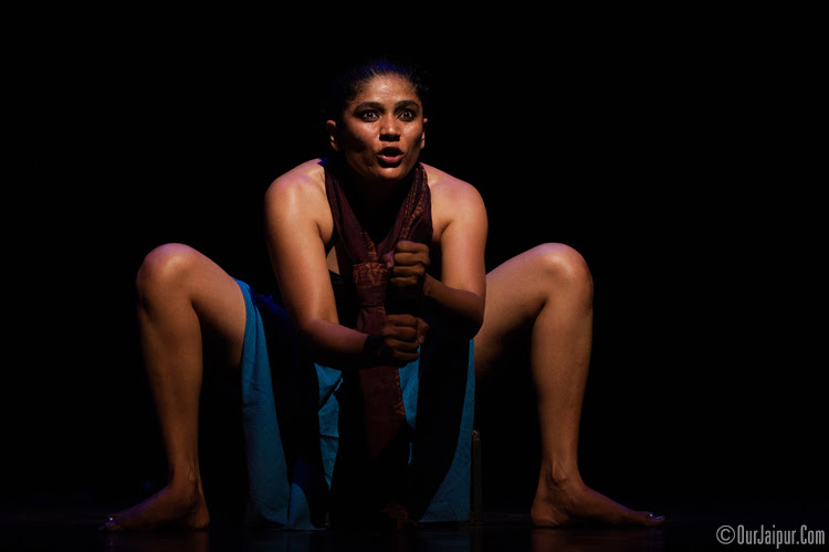 """Ignite"" Festival of Contemporary Dance 2016 Jaipur. Nimmy Raphel"