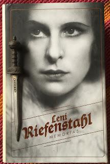 Portada del libro Memorias, de Leni Riefesntahl