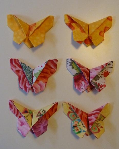 tuto cocotte origami en tissu. Black Bedroom Furniture Sets. Home Design Ideas