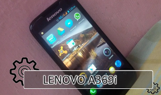 Cara hard Reset Lenovo A369i, ini beberapa Metodenya