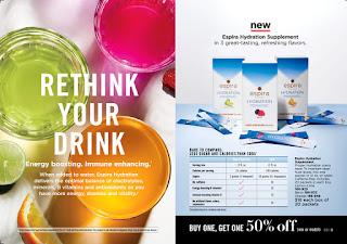 avon catalog 2 2019 espira hydration
