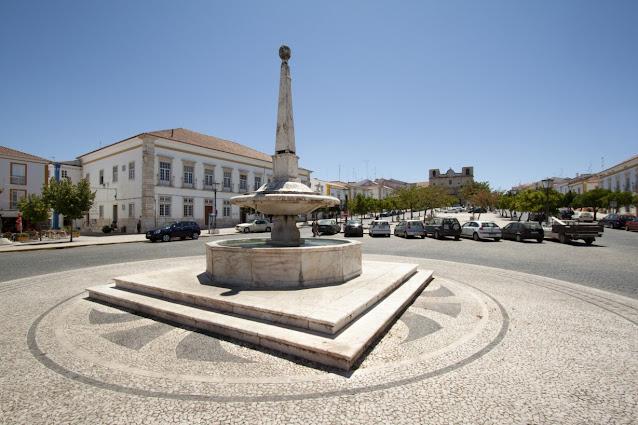 Vila Vicosa-Piazza