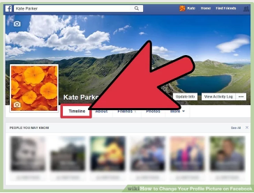 How Do You Change Your Profile Picture On Facebook
