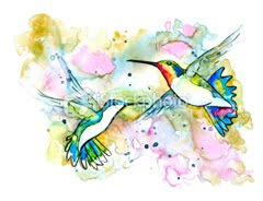 All My Watercolors on iStock