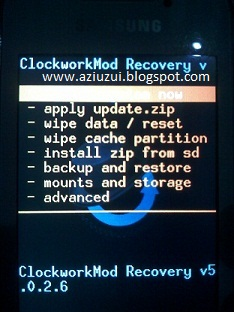 Download CWM Recovery.zip