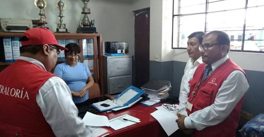Contraloría dispone verificar asistencia y dictado de clases de maestros a nivel nacional - www.contraloria.gob.pe
