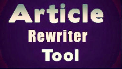 How an article rewriting tool can help you ou