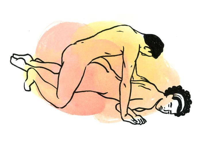 وضعيات جديدة للجماع بين الزوجين بالصور للمتزوجين فقط