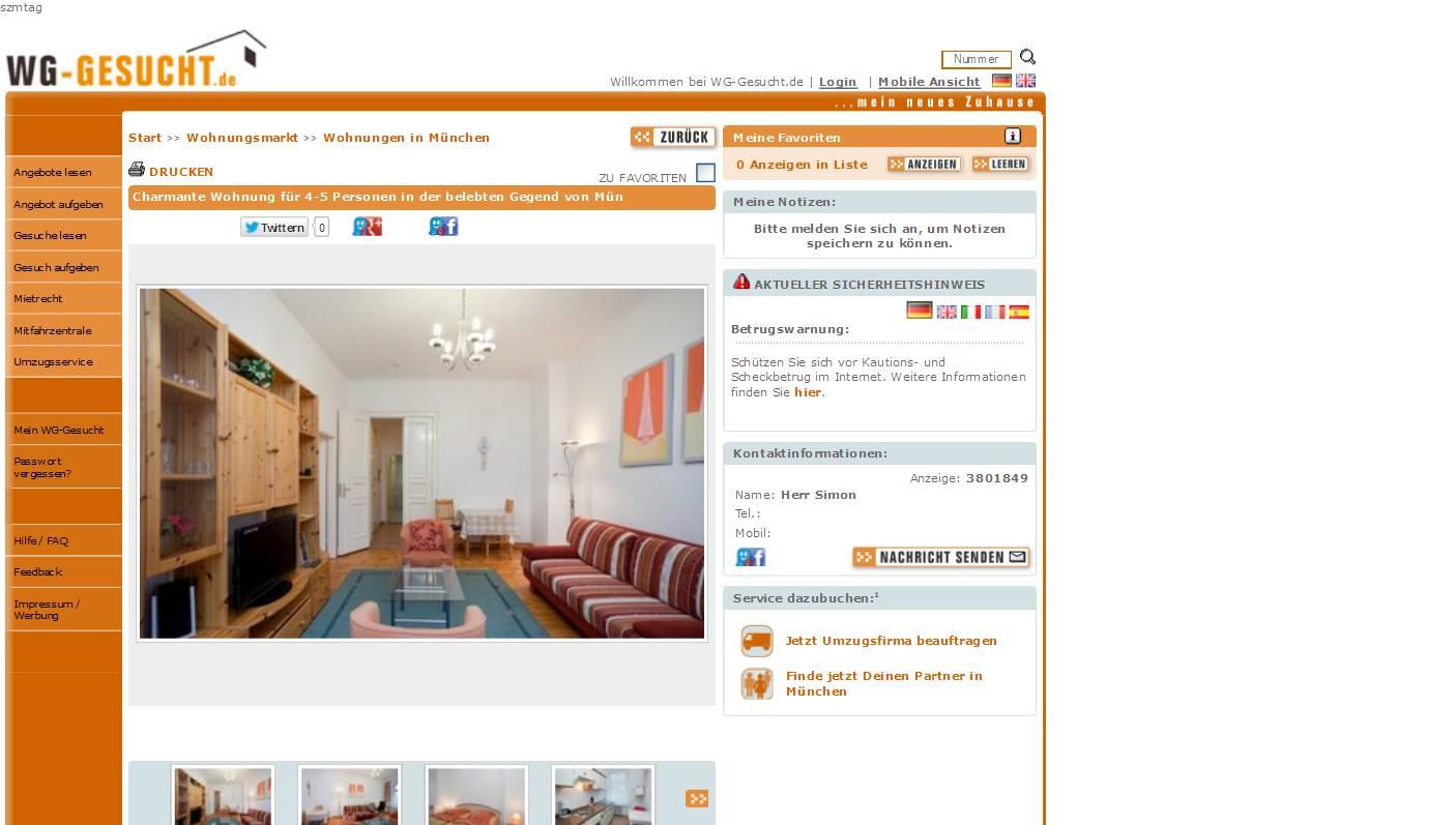 Aachen Wohnung Mieten Wg Gesucht