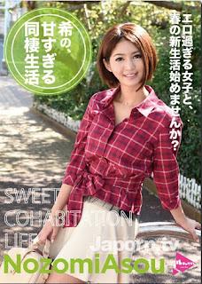 LL-015 Sweet Cohabitation Life Nozomi Asou [Uncen]
