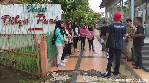 Walking Tour: Menyusuri Kampung Kauman