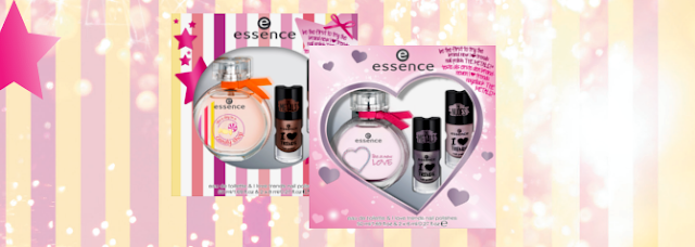essence Fragrance Sets Holiday 2015 - Limited Edition LE - September 2015