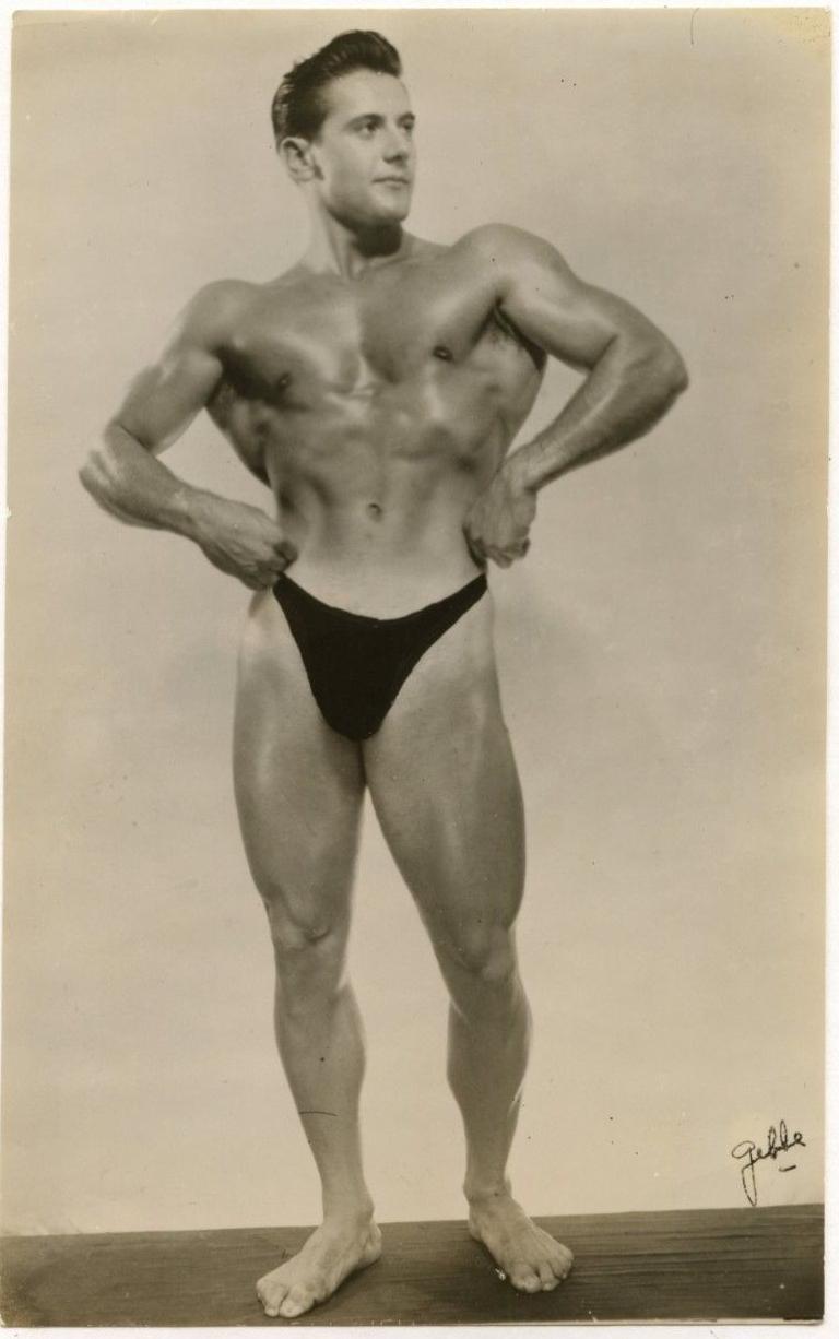 Male Models Vintage Beefcake-6974