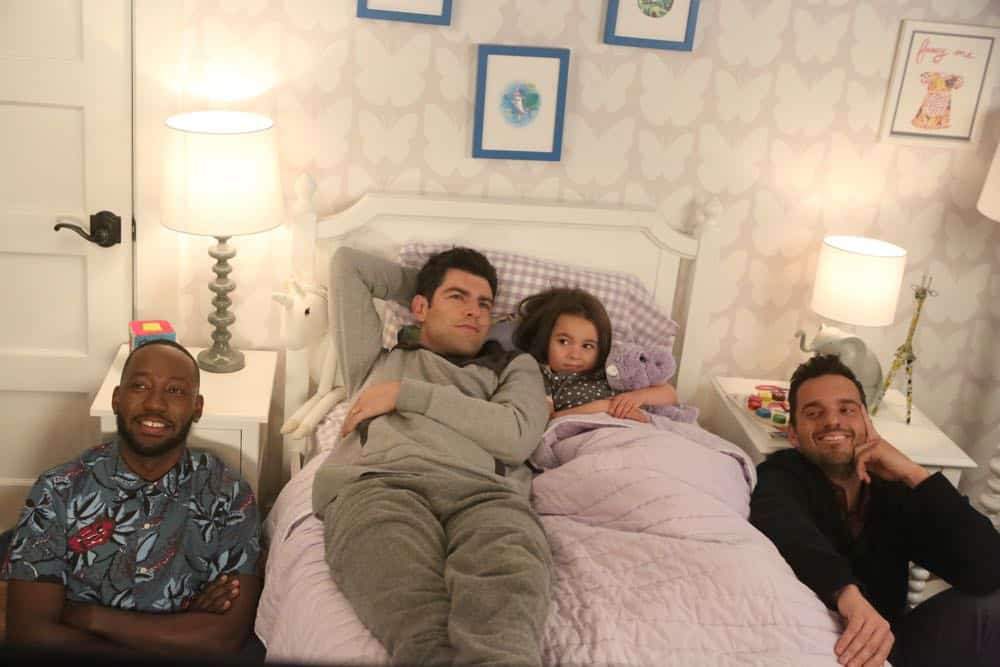 new girl 7x02 review