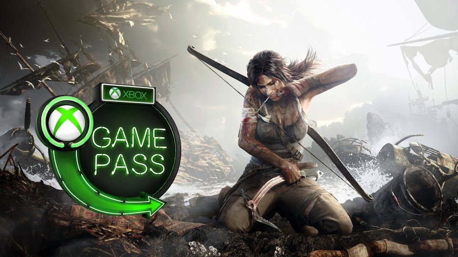 xbox game pass 2019 tomb raider 2013