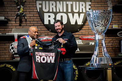 Denver Mayor Hancock Proclaimed 'Furniture Row Racing Day' in the Mile High City